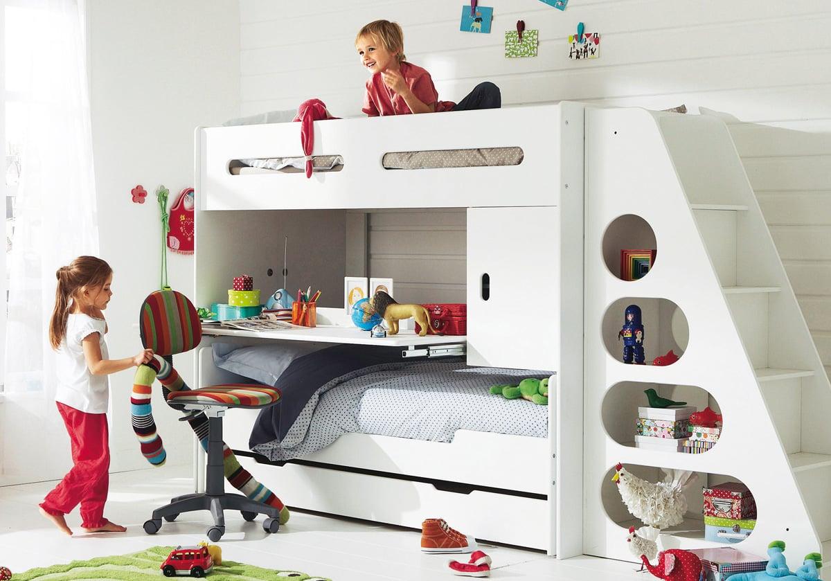 Most Modern Versatile Bunk Beds