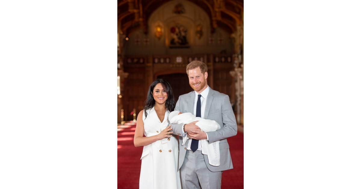 What Is Royal Baby Archie's Last Name? | POPSUGAR ...