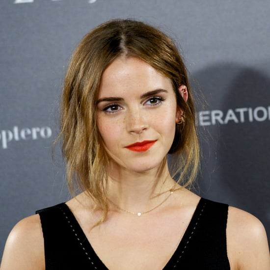 "Emma Watson's ""Going Green"" on the Red Carpet, and Girl Looks Good"