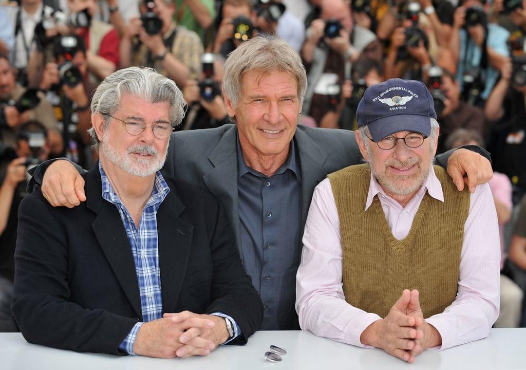 Harrison Ford Returned as Indiana Jones