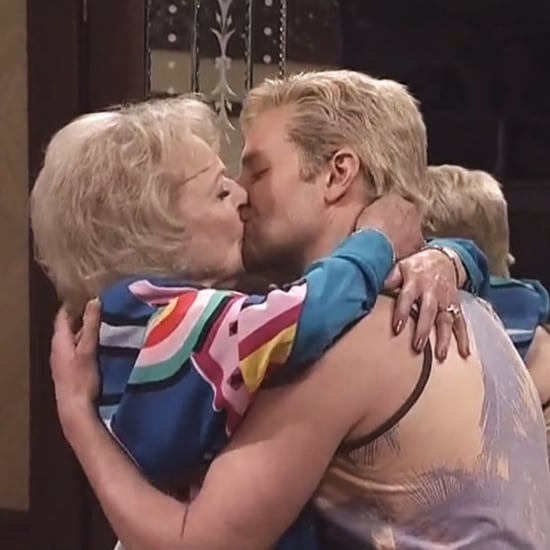 SNL The Californians With Bradley Cooper and Betty White