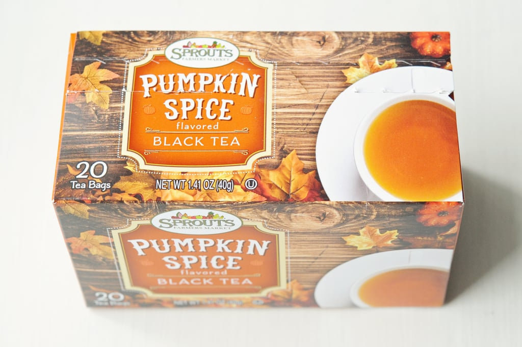 Sprouts Pumpkin Spice Flavored Black Tea