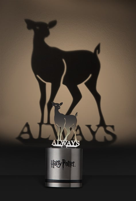 Harry Potter Snape's Patronus Lamp ($50)