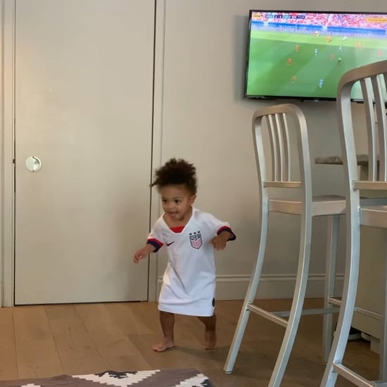 Videos of Serena Williams's Daughter Olympia