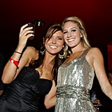 Audrina Patridge and Heidi Montag