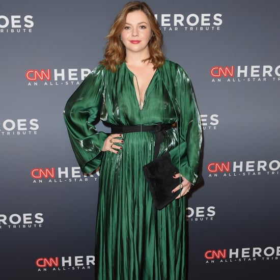 Amber Tamblyn Describes the Anxiety of Dressing Up For the Red Carpet
