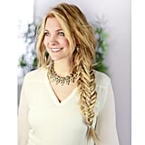 Boxed Fishtail Braid