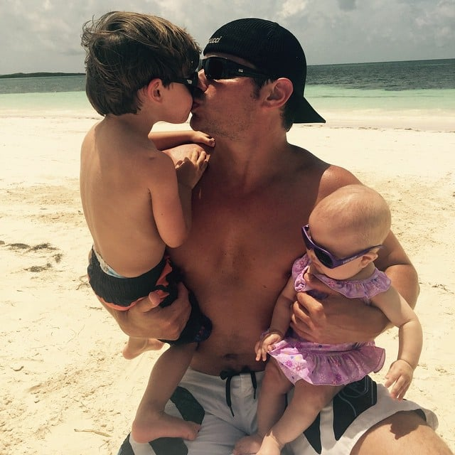 "Can Nick and Vanessa Lachey's family get any cuter? The couple, who tied the knot in the British Virgin Islands in July 2011 after five years of dating, welcomed son Camden in September 2012, followed by daughter Brooklyn in January 2015. And in December, the pair welcomed their third child together, a son named Phoenix. Thanks to social media, fans get an inside peek at both their jet-setting ways and refreshingly down-to-earth home life. Keep reading to see more of the Lachey family, then check out POPSUGAR's interview with Nick, in which he talks about his ""angel"" of a daughter.      Related:                                                                                                           Vanessa Lachey Posts the Sweetest Message in Honor of Her and Nick's Wedding Anniversary"