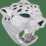 Jennifer's Panthére de Cartier Ring