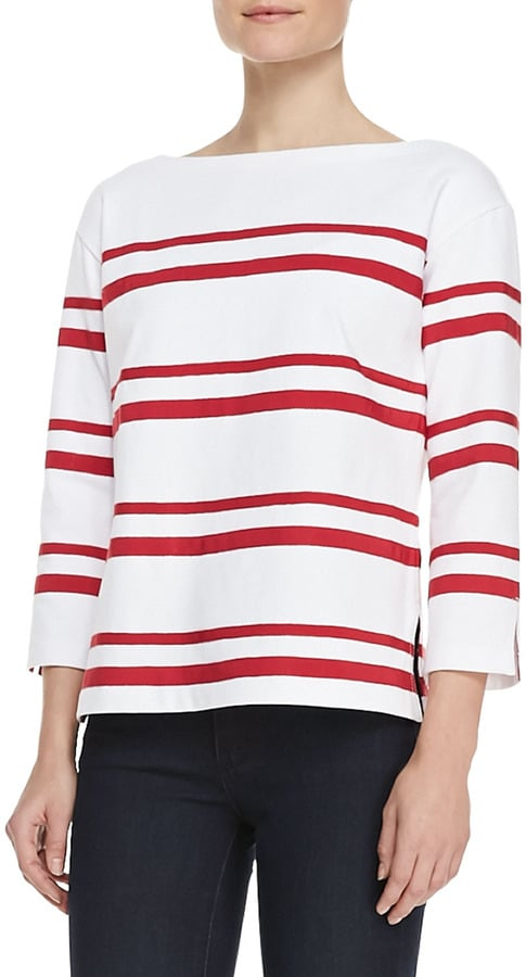 Tory Burch Striped Top
