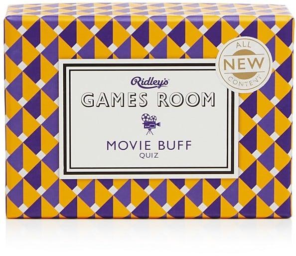 Movie Buff Game