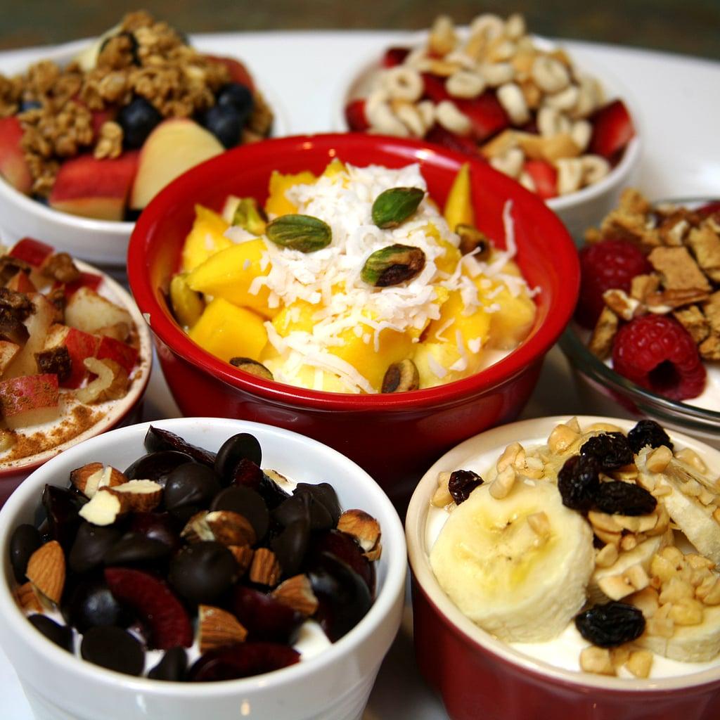 Healthy Greek Yoghurt Topping Ideas