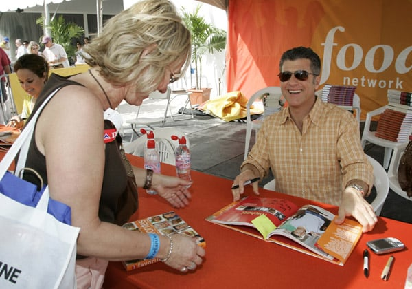South Beach Wine & Food - Celebrity Chef Book Signings