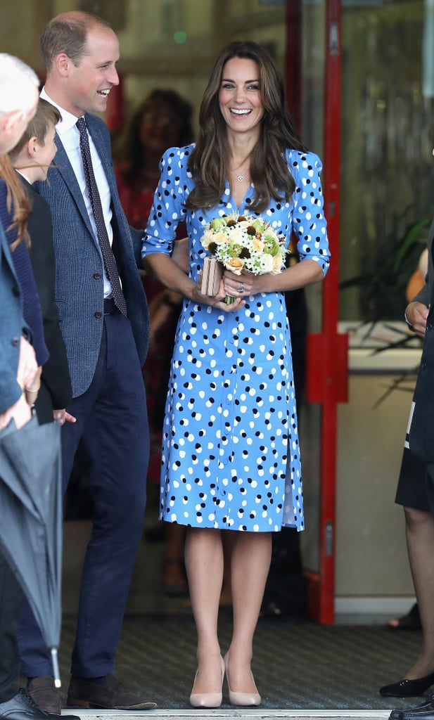 Kate Middleton Wearing an Altuzarra Dress September 2016