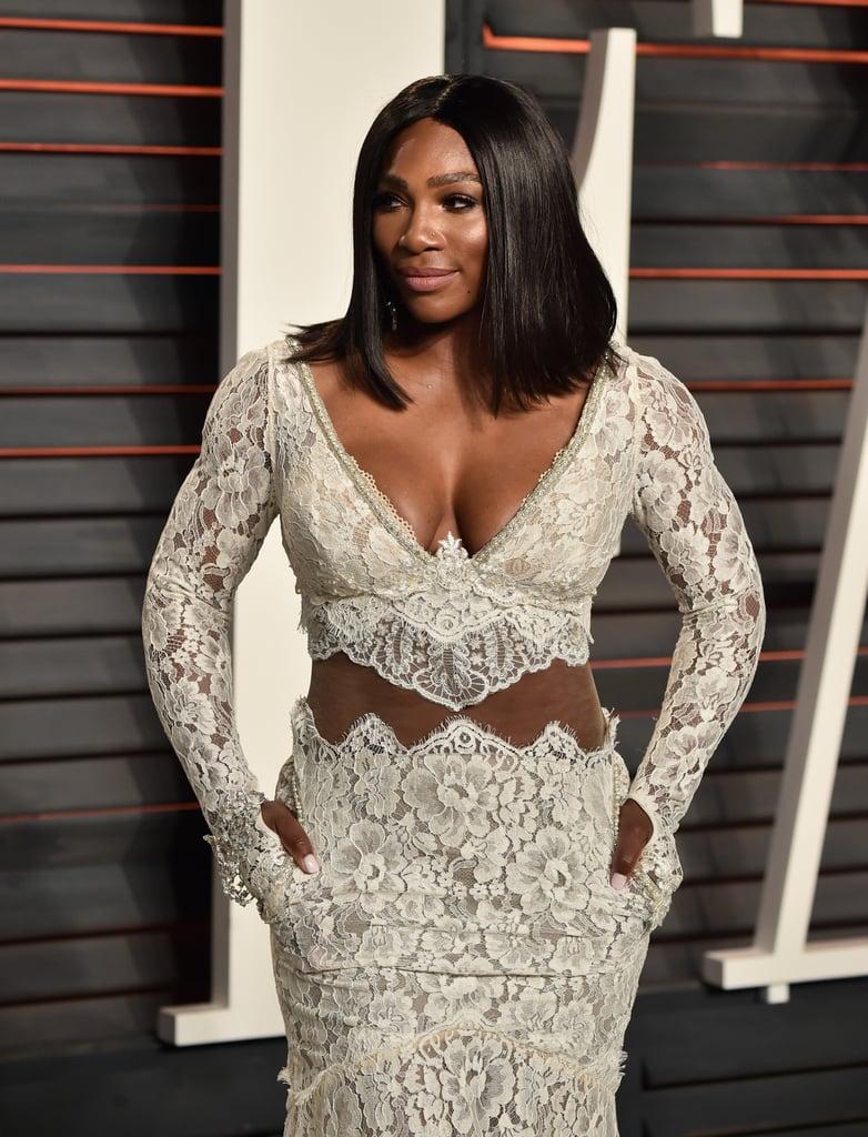 Pictured: Serena Williams