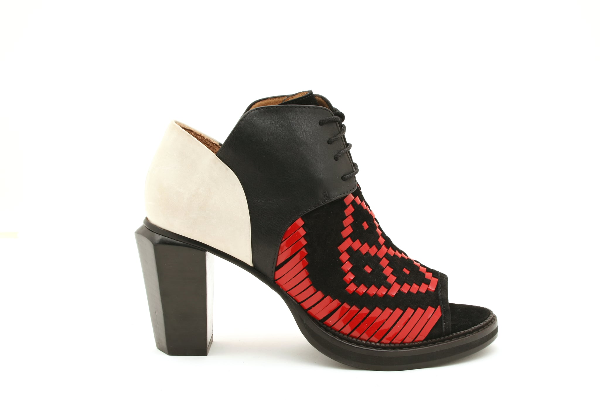 The Thakoon Addition Charlotte in black and red. Photo courtesy of Thakoon Addition