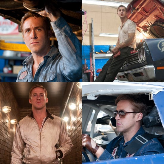 Ryan Gosling Pictures From Drive