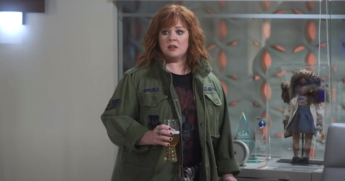 Like Mother, Like Daughter! Melissa McCarthy and Vivian Falcone Share a Role in Thunder Force.jpg
