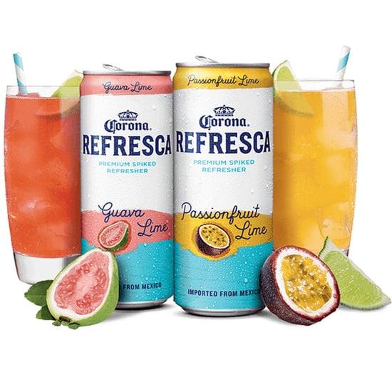 Corona Refrescas Spiked Malt Drinks