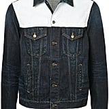 Ports V Colorblock Panel Denim Jacket