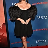Selena Gomez at the NYC Premiere of The Dead Don't Die in June 2019