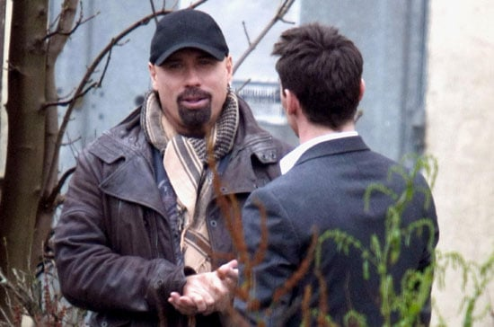Guess Who, Celebrities on Set Filming Movies