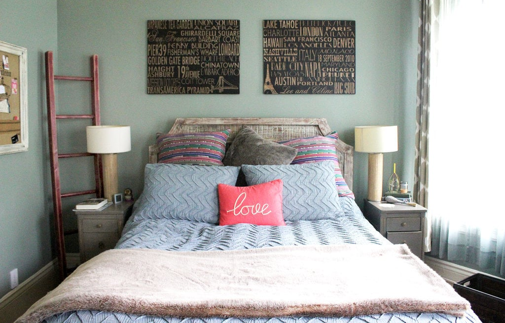 How To Make Your Bedroom More Romantic POPSUGAR Home Mesmerizing Cool Things To Make For Your Bedroom