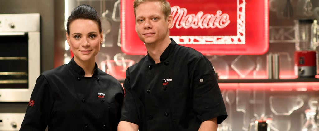 Amy and Tyson on Why They Made Such a Strong Team on MKR