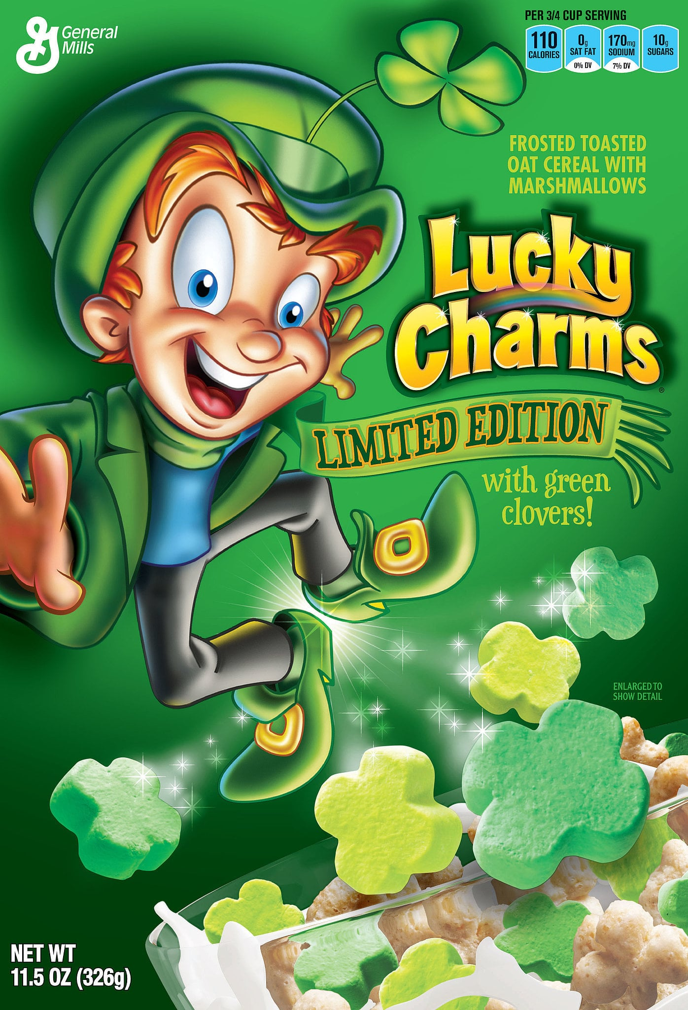Lucky Charms 50th Anniversary