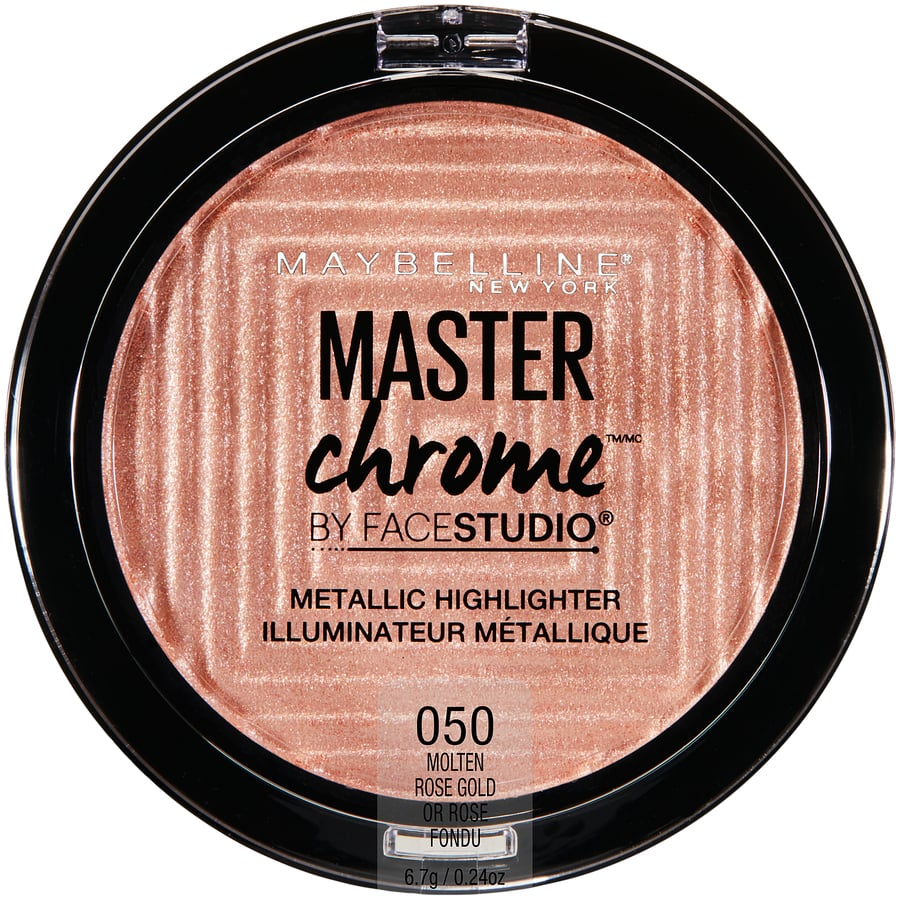 Maybelline Master Chrome Metallic Highlighter in Molten Rose Gold