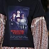 Louis Vuitton Stranger Things T-Shirt Spring 2018