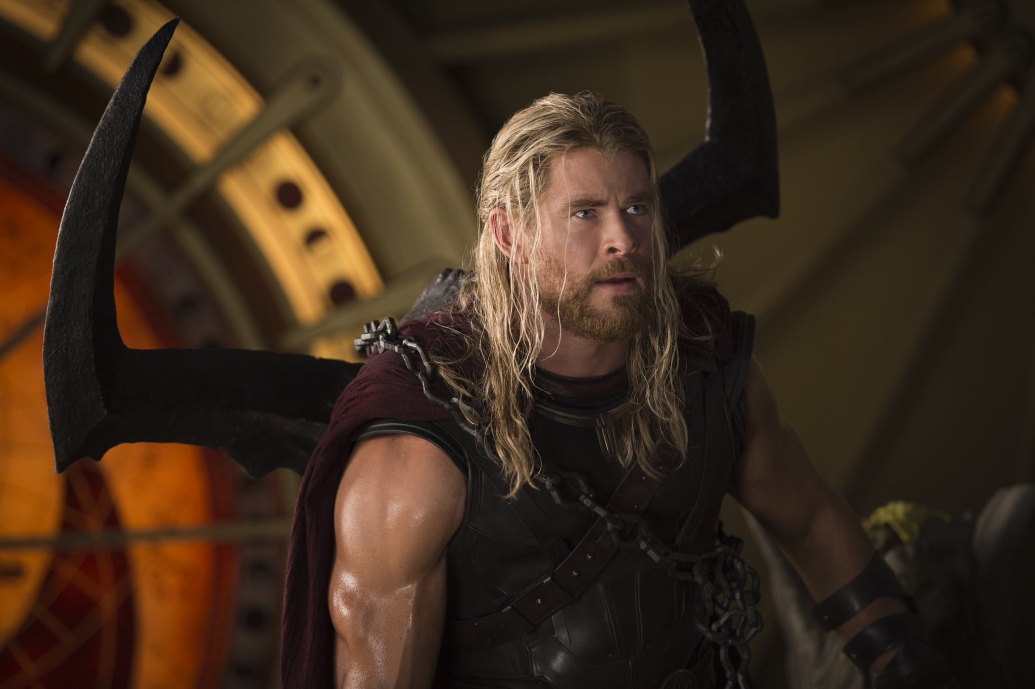 Why Yes, That IS Who You Think It Is at the Beginning of Thor: Ragnarok