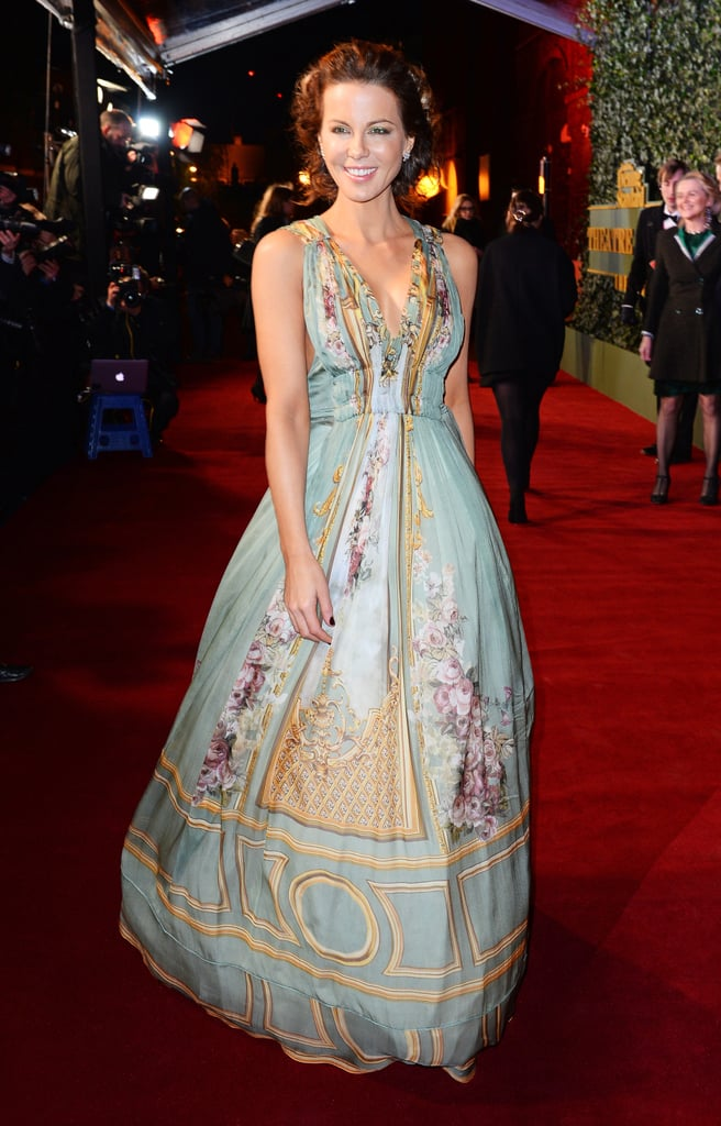 Celebrities at the 2015 Evening Standard Theatre Awards