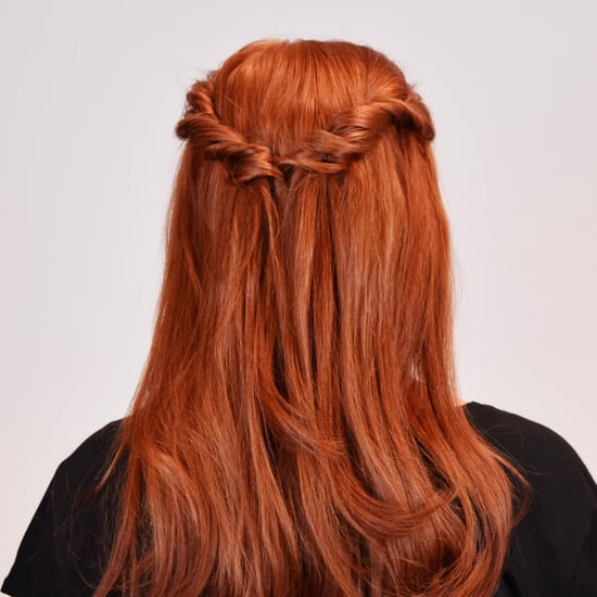 Easy Sansa Stark Hair Tutorial