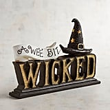 Wee Bit Wicked Resin Halloween Decor