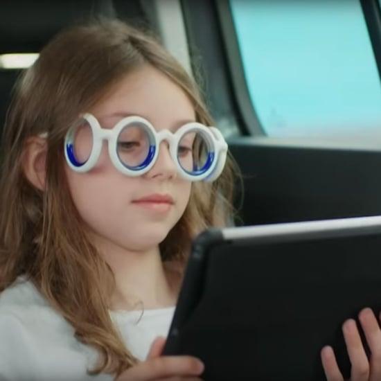 Citroen Glasses For Motion Sickness