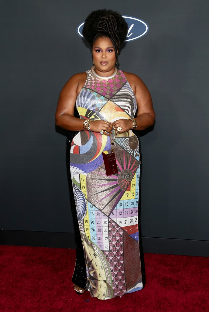 Lizzo Wore a Mary Katrantzou Dress to NAACP Image Awards