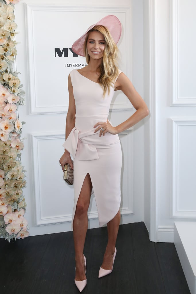 2014 Crown Oaks Day Celebrity Pictures Popsugar