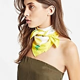 BCBGeneration Going Pineapple Scarf ($24)