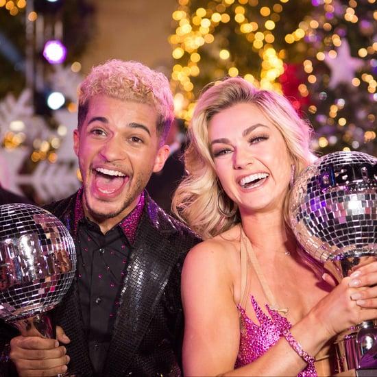 Who Won Dancing With the Stars Season 25?
