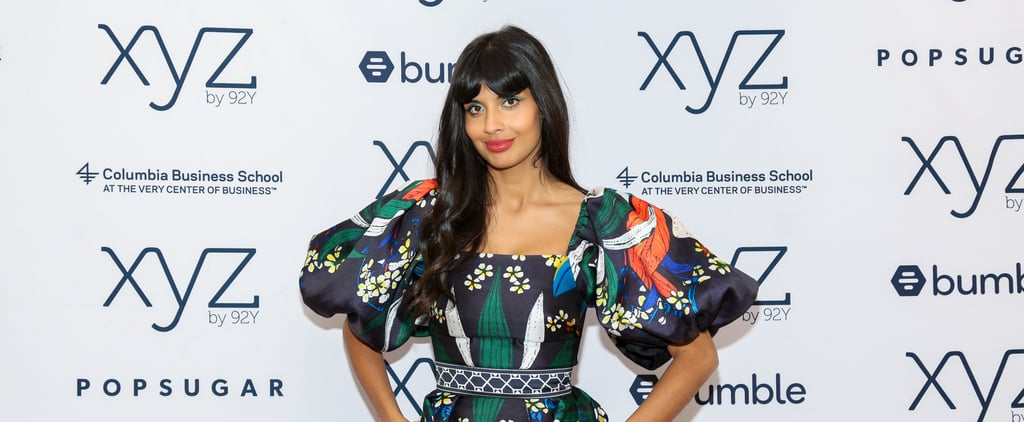 Jameela Jamil Talks About Making Social Media Positive