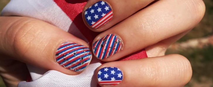 Show Off Your American Pride With Fourth of July Nail Art