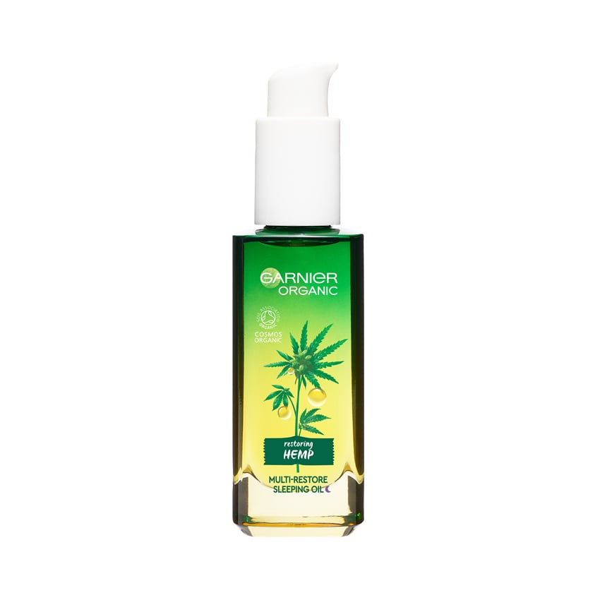 Garnier Organic Hemp Sleeping Oil