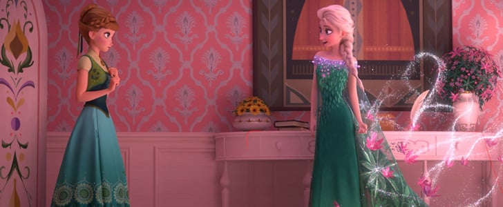 Frozen Fever: Check Out the First Pictures of Disney's New Short Film!