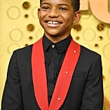 Lonnie Chavis at the 2019 Emmys