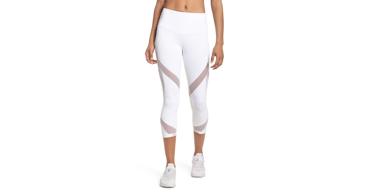 22fad3ad1e Zella Moroccan Crop Leggings | Best Leggings From Nordstrom 2018 ...