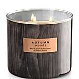 Autumn Woods candle ($25)