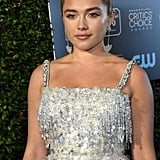Florence Pugh's Prada Dress at the Critics' Choice Awards