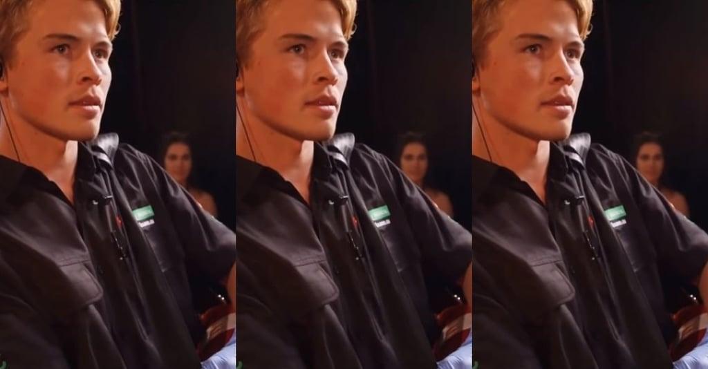 Xavier From Big Brother 2020 on Australia's Got Talent