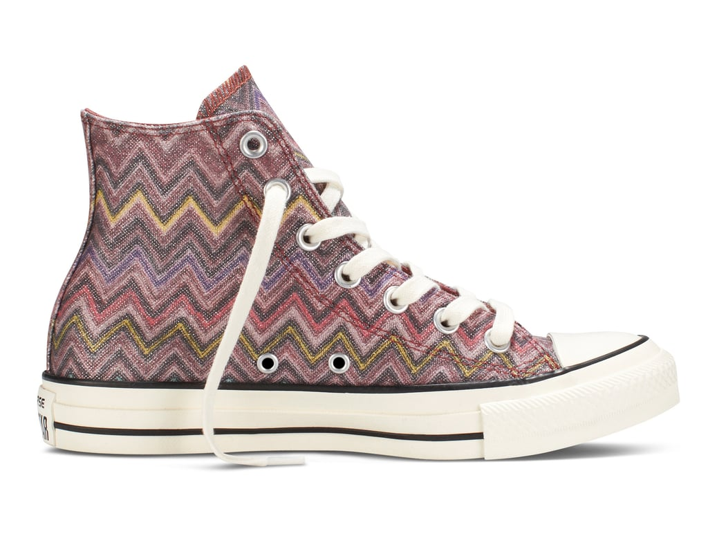 39e5a79fd9 Converse Missoni Shoes Collaboration | POPSUGAR Fashion Australia